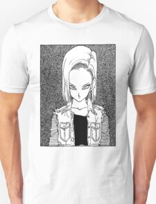 Android 18 Unisex T-Shirt