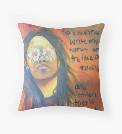 shannon hoon Throw Pillow