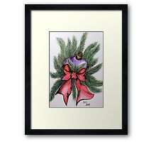 'Tis the Season........... Framed Print