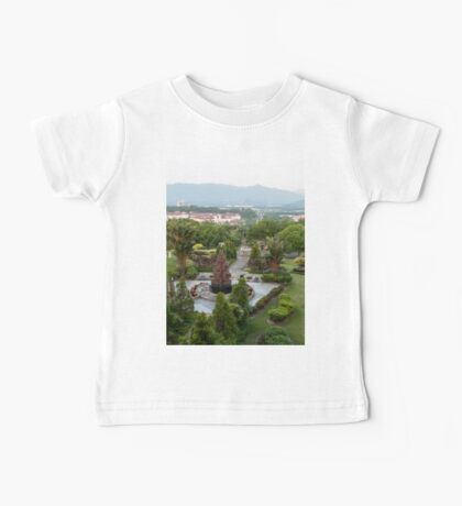 a large Malaysia landscape Baby Tee