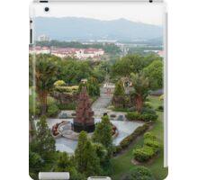 a large Malaysia landscape iPad Case/Skin