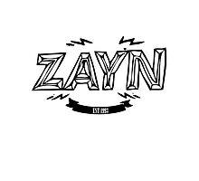 Zayn T by stillheaven