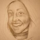 ashley smiles by Xtianna