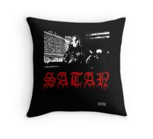 ...satan Throw Pillow