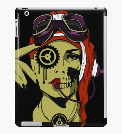 Mechanical Girl 2 iPad Case/Skin