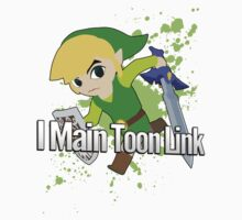 I Main Toon Link - Super Smash Bros. by PrincessCatanna