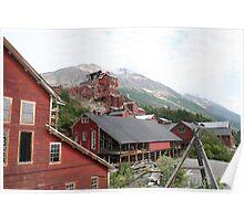Kennicott Mine Poster