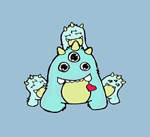 Monster Family Portrait Unisex T-Shirt
