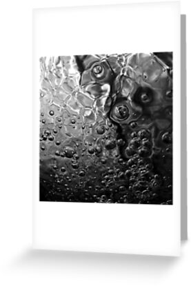 Toil & Trouble - Black & White by Kitsmumma