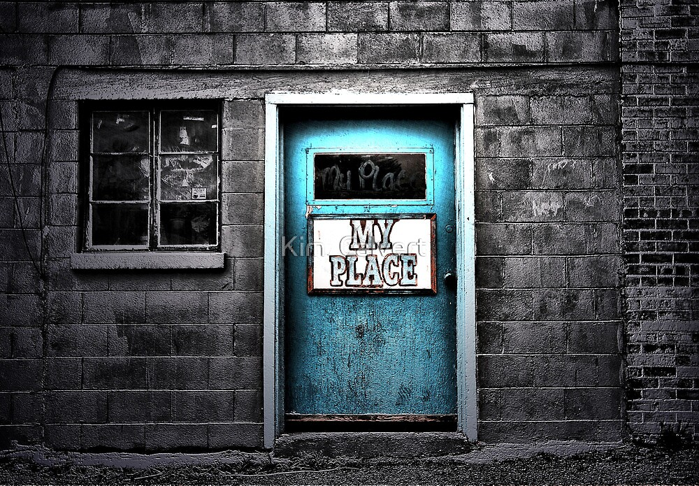 My Place by Kim  Calvert