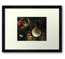 Holiday Series VI Framed Print