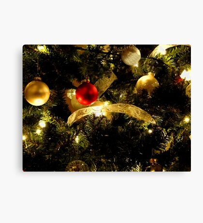 Holiday Series VII Canvas Print