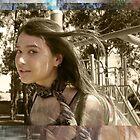 Carmelle in the Wind by Seone Harris-Nair