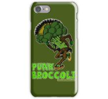 Punk Broccoli iPhone Case/Skin