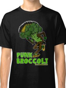 Punk Broccoli Classic T-Shirt