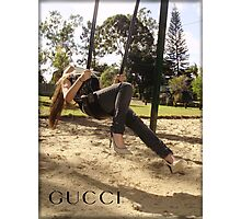 Carmelles Gucci Photo Photographic Print