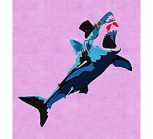 Great Gentleman Shark! Photographic Print