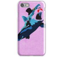 Great Gentleman Shark! iPhone Case/Skin