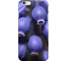 Bitty Blue Bells iPhone Case/Skin