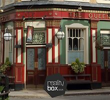 Queen Vic from Eastenders by realitybox