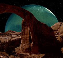 View From Phobos by Tom Fant