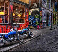 Melbourne's Inner Artist by Ben McCarthy