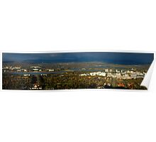 Canberra - 360° Beauty Poster