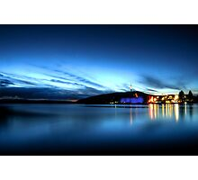 Canberra Blues Photographic Print