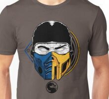 Scorpion and Subzero Unisex T-Shirt