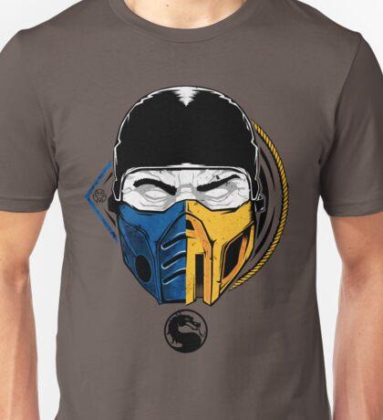 Scorpion and Subzero Unisex T-Shirt