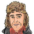 Michael Teasdale Illustration by StevePaulMyers