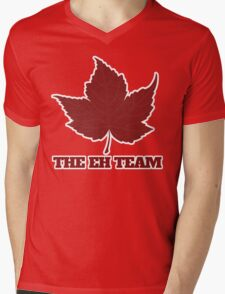 The EH team canada day humor Mens V-Neck T-Shirt