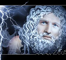 Zeus by Ivy Izzard