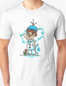 Cosplay Kids - Olaf Unisex T-Shirt