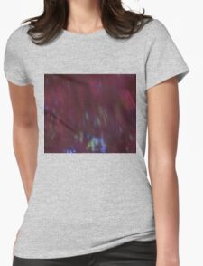 Abstraction Apex n°7 Womens Fitted T-Shirt