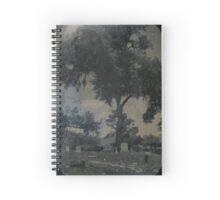 CASSADAGA TIN TYPE Spiral Notebook