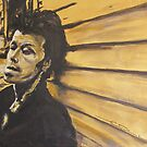 Tom Waits III by EDee