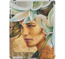Queen of the Lotus Land iPad Case/Skin