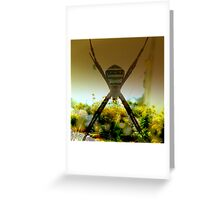PATIENCE  A VIRTUE Greeting Card