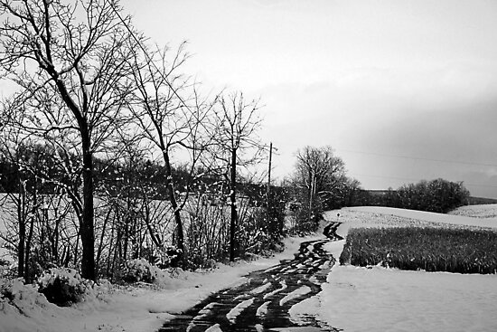 All Roads lead Home at Christmas by Mike Griffiths