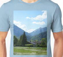 an inspiring Indonesia landscape Unisex T-Shirt