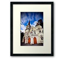 St Johns Presbyterian Church Framed Print