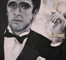 Scarface by EDee