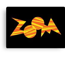 Zoom PBS TV Show Canvas Print