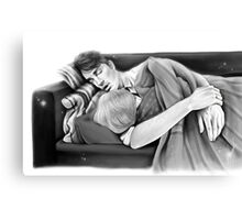 Nolive - Our Lullaby Canvas Print