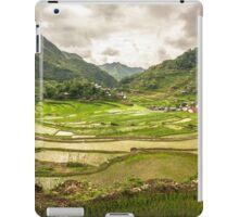 an incredible Indonesia landscape iPad Case/Skin