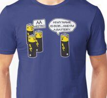 Aa Battery Meeting Funy T-Shirt Tee Unisex T-Shirt