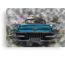 Eldorado Intrigue Canvas Print