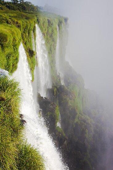 Green Mist by Bob Wickham