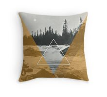 Year Of Silence Throw Pillow
